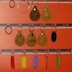 Аксессуары (кольца, бирки, брелки)