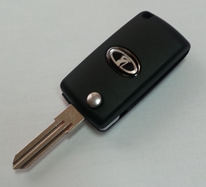 ключ выкидной (Гранта, Калина, Нива, Приора, Самара) (без кнопок) (под чип) .ЛАДА