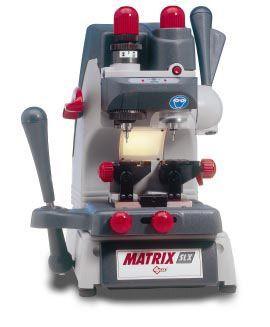 вертикально-фрезерный станок для изготовления ключей (Италия) (D810377zb) MATRIX-SLX
